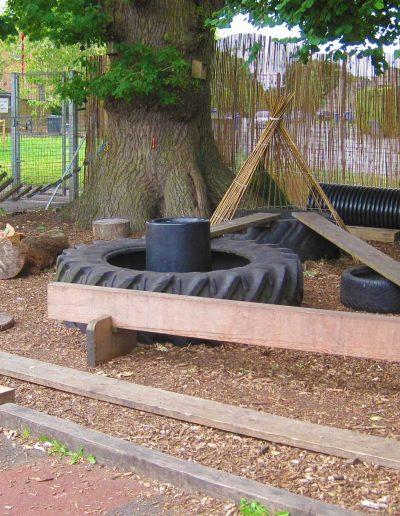 Oakwood Community Pre-school | Playarea Hero image